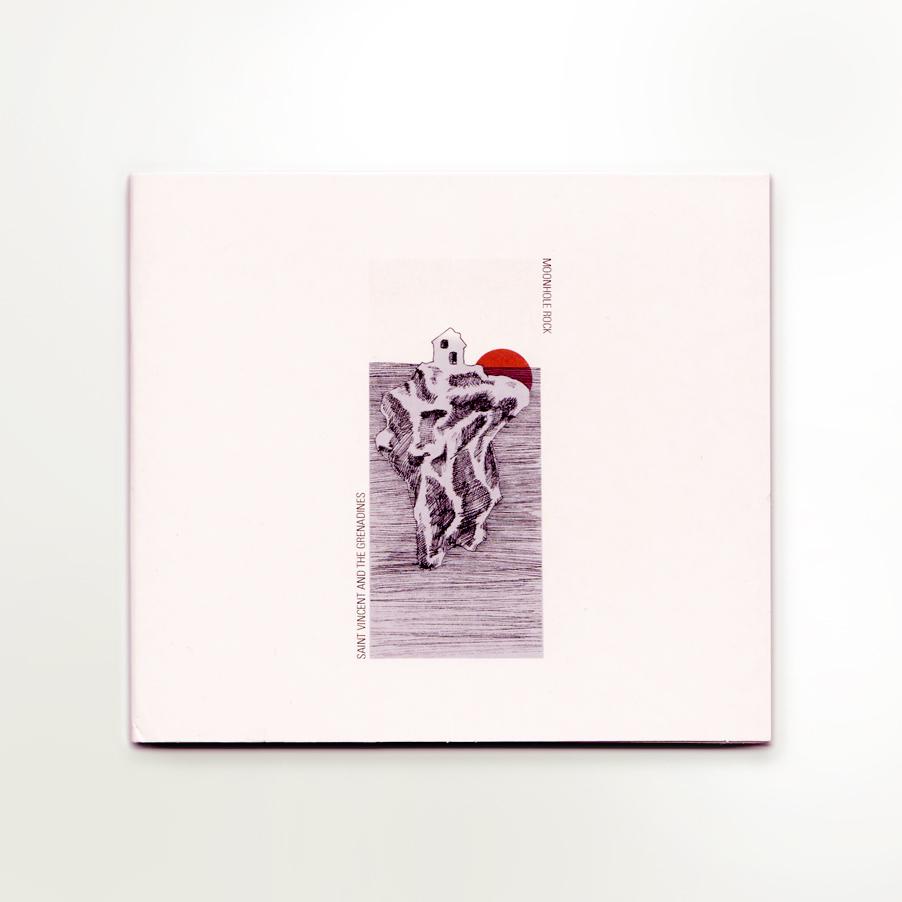 Albumcover Moonhole Rock voorkant